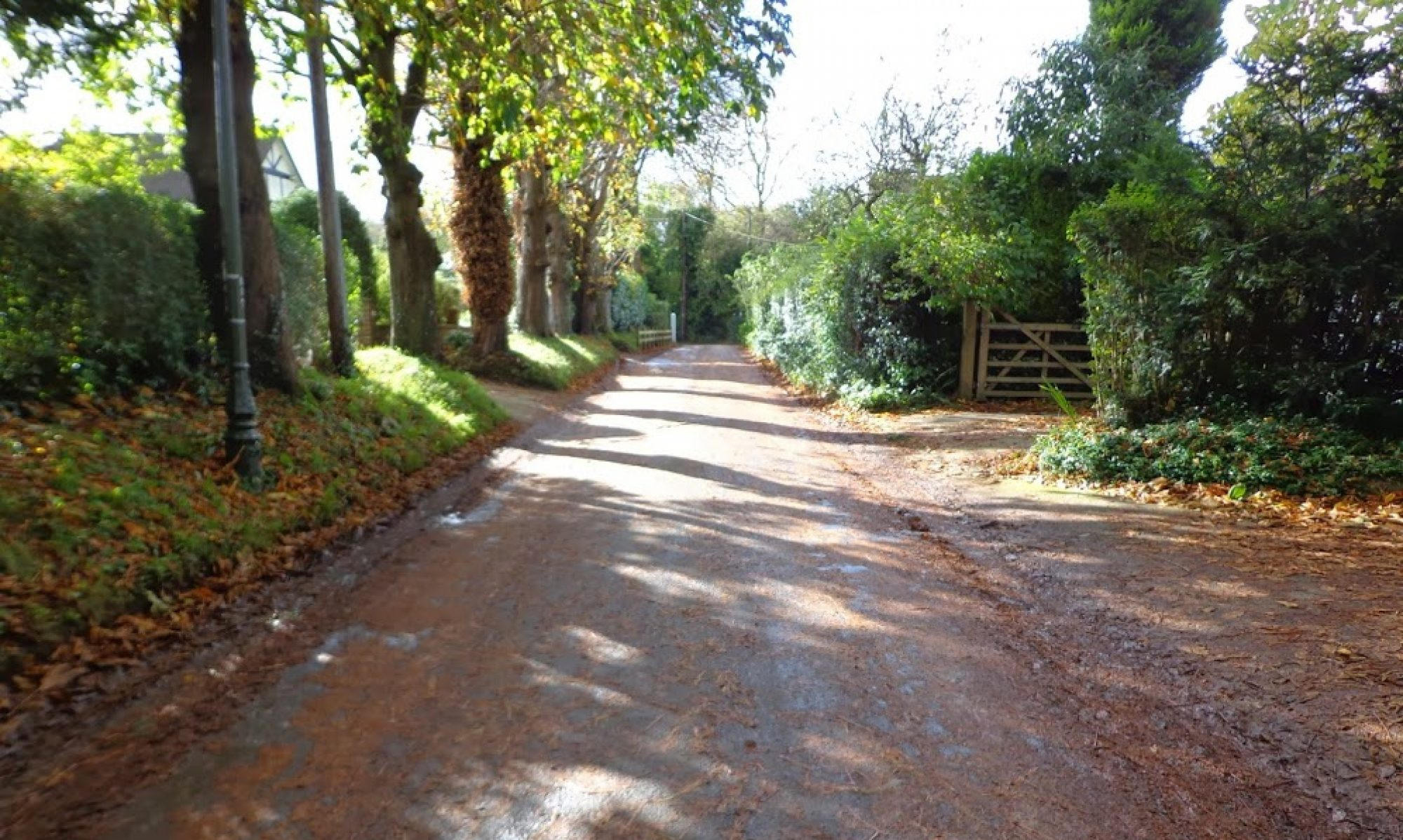 Welcomes and Uplands Road Association